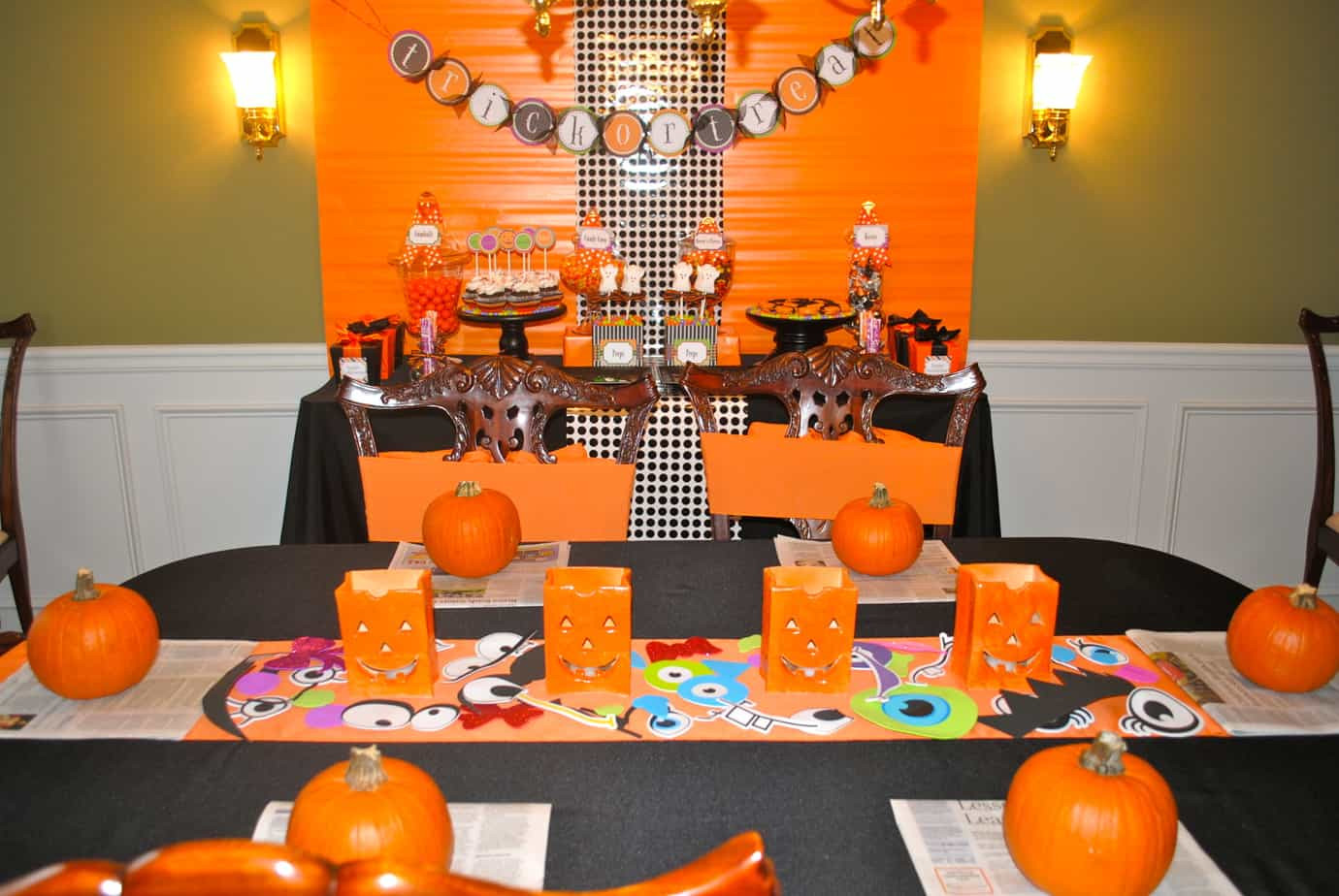 Halloween Themed Kid Party Ideas  Halloween Party Ideas For Kids 2019 With Daily