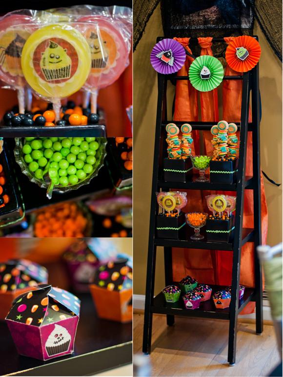 Halloween Themed Kid Party Ideas  Halloween Kids Party Ideas