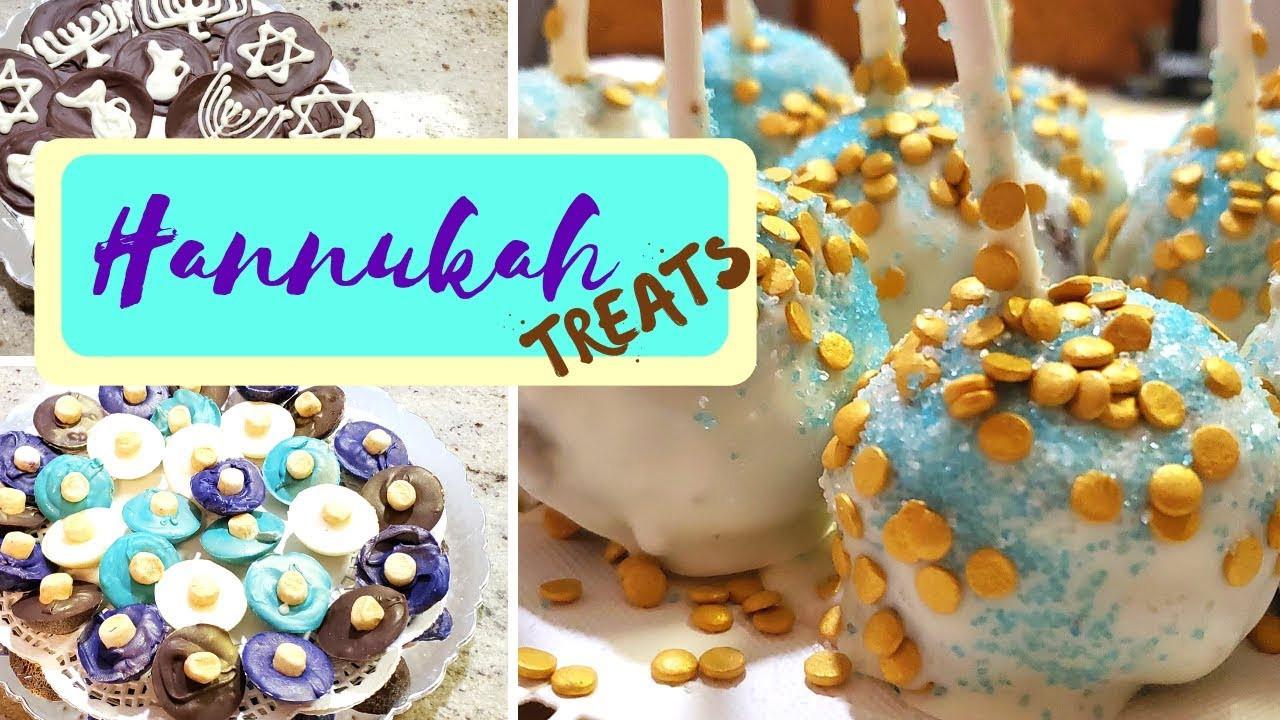 Hanukkah Desserts Easy  HANUKKAH TREATS 3 EASY DESSERTS FOR HANUKKAH