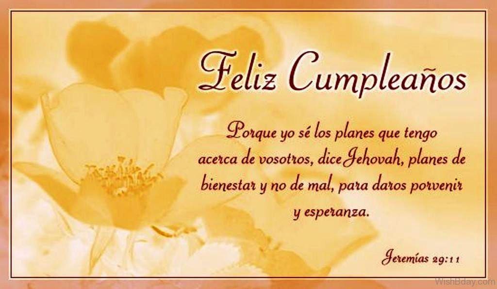 Happy Birthday In Spanish Quotes  10 Birthday Wishes In Spanish
