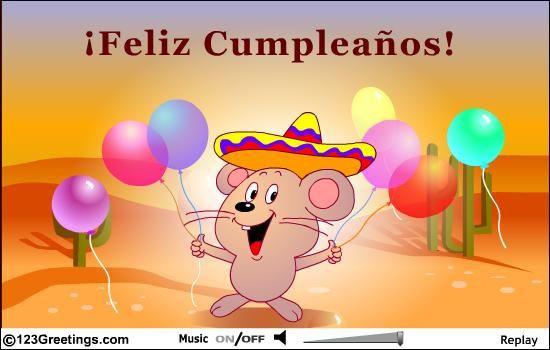 Happy Birthday In Spanish Quotes  Funny Spanish Birthday Wishes pc