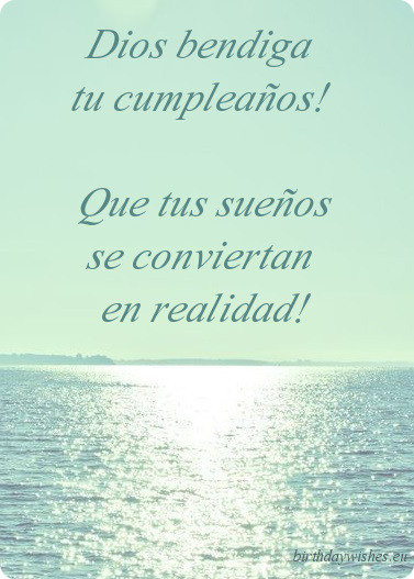 Happy Birthday In Spanish Quotes  Happy Birthday Wishes In Spanish