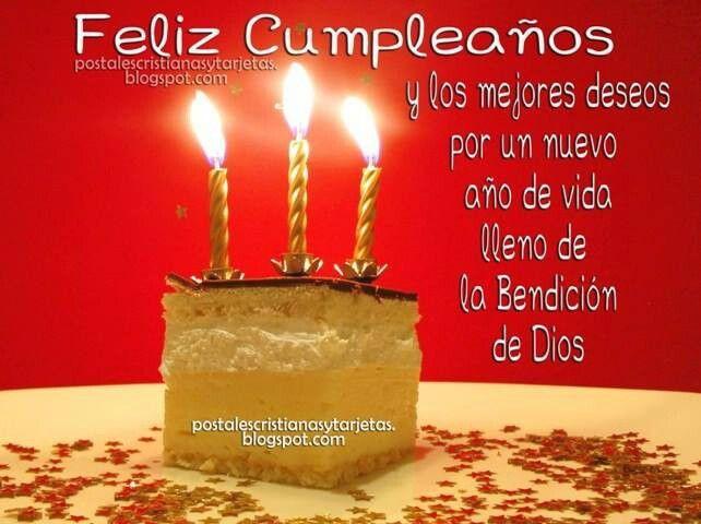 Happy Birthday In Spanish Quotes  Spanish