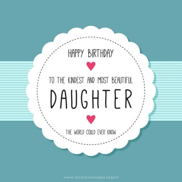 Happy Birthday To My Beautiful Daughter Quotes  Always our Girl