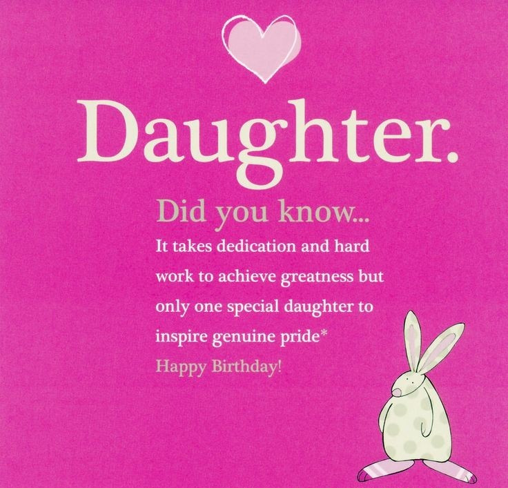 Happy Birthday To My Beautiful Daughter Quotes  115 Happy Birthday Wishes for Daughter Quotes Messages