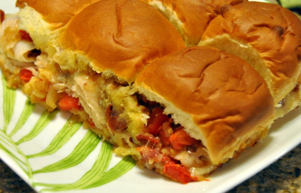 Hawaiian Bread Ham Sandwiches  King s Hawaiian Roll Ham Sandwiches