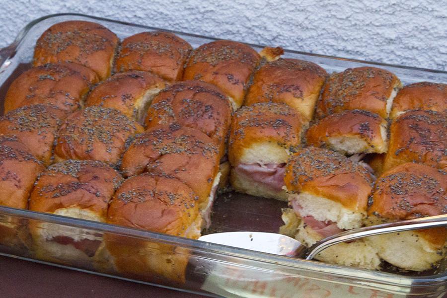 Hawaiian Bread Ham Sandwiches  The Thunderdome of Sandwiches ‹ The Danger Sandwich danger