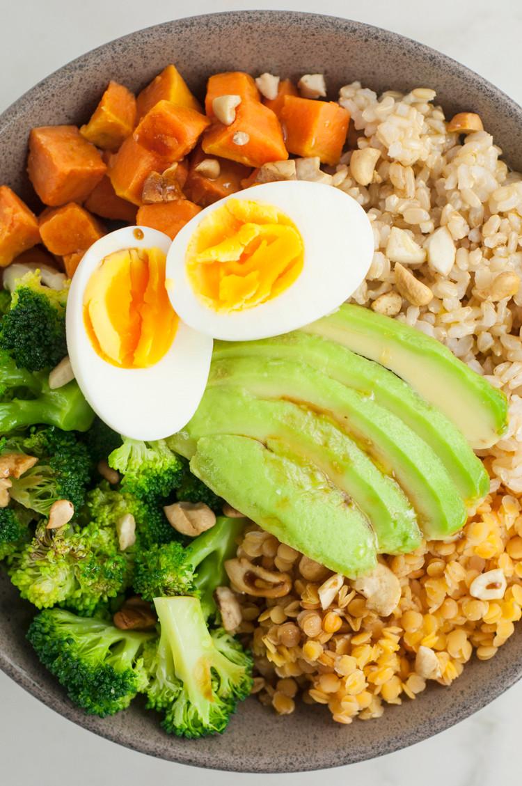 Heart Healthy Winter Recipes  Winter Buddha Bowl for Amazing Health Recipe