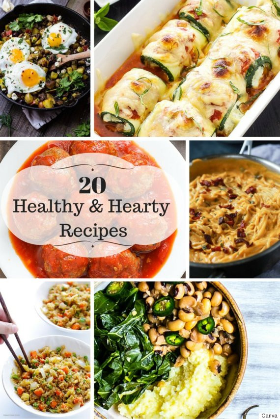Heart Healthy Winter Recipes  20 Healthy And Hearty Recipes To Enjoy This Winter