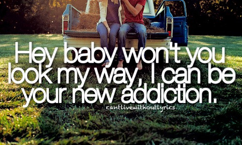 Hey Baby Quotes  Hey baby won t you look my way i can be your new