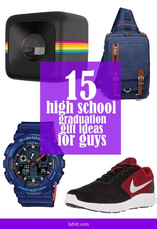 High School Graduation Gift Ideas For Guys  15 High School Graduation Gift Ideas for Guys Updated