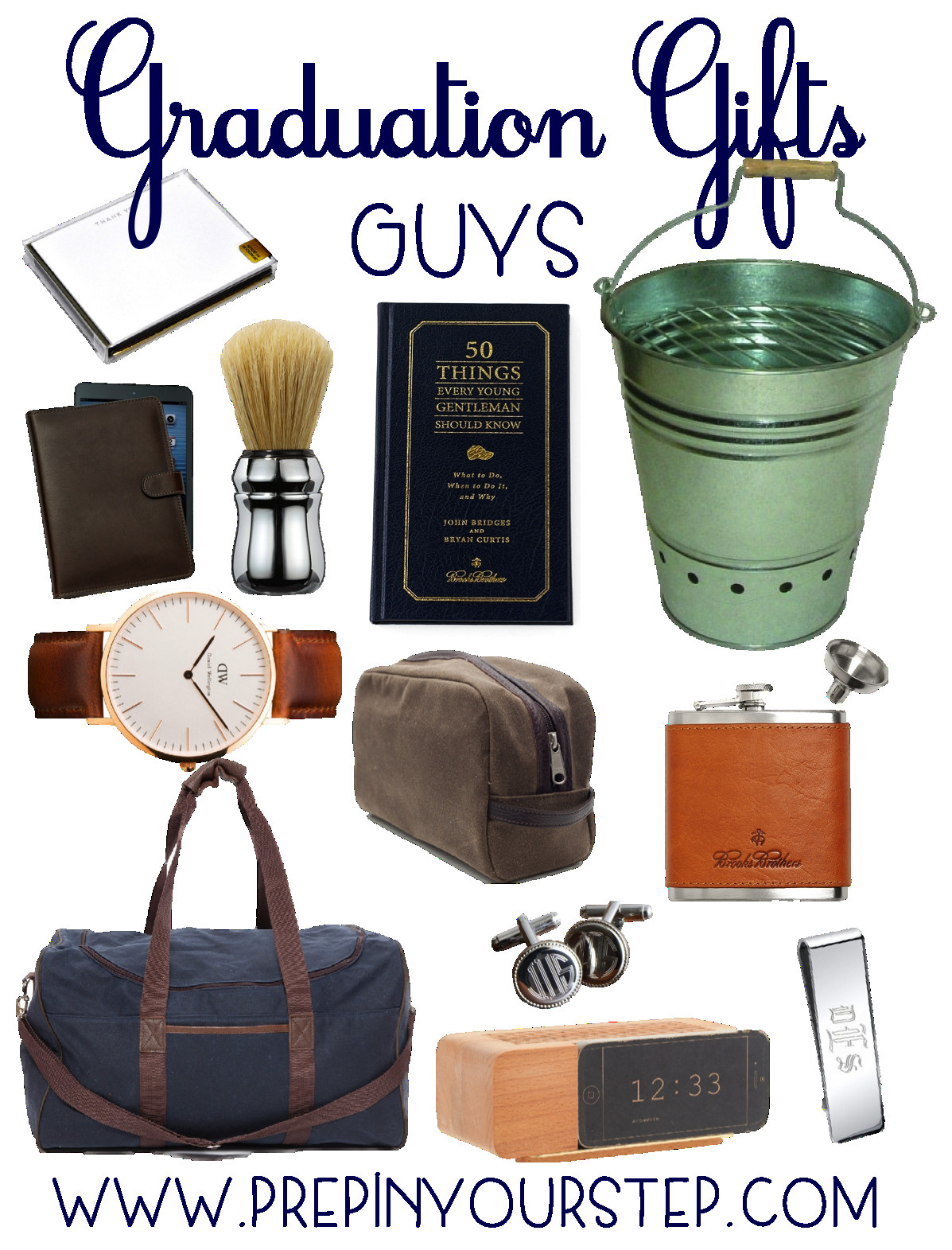 High School Graduation Gift Ideas For Guys  Graduation Gift Ideas Guys & Girls