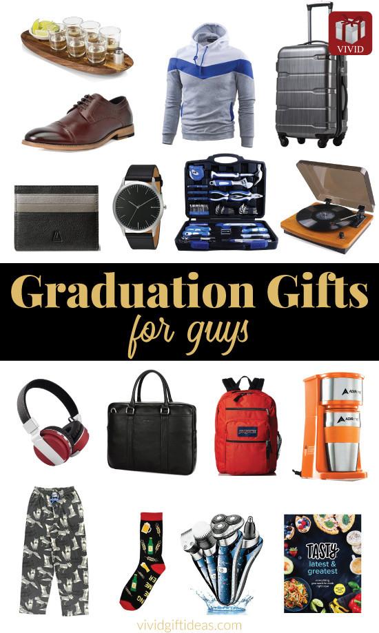 High School Graduation Gift Ideas For Guys  Graduation Gifts for Guys 20 Best Ideas