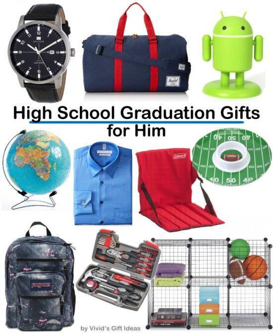 High School Graduation Gift Ideas For Guys  2014 Gifts for Graduating High School Boys