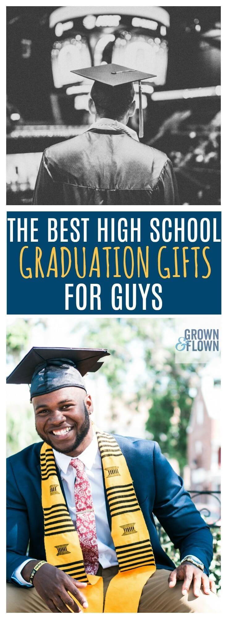 High School Graduation Gift Ideas For Guys  2020 High School Graduation Gifts for Guys They Will Love