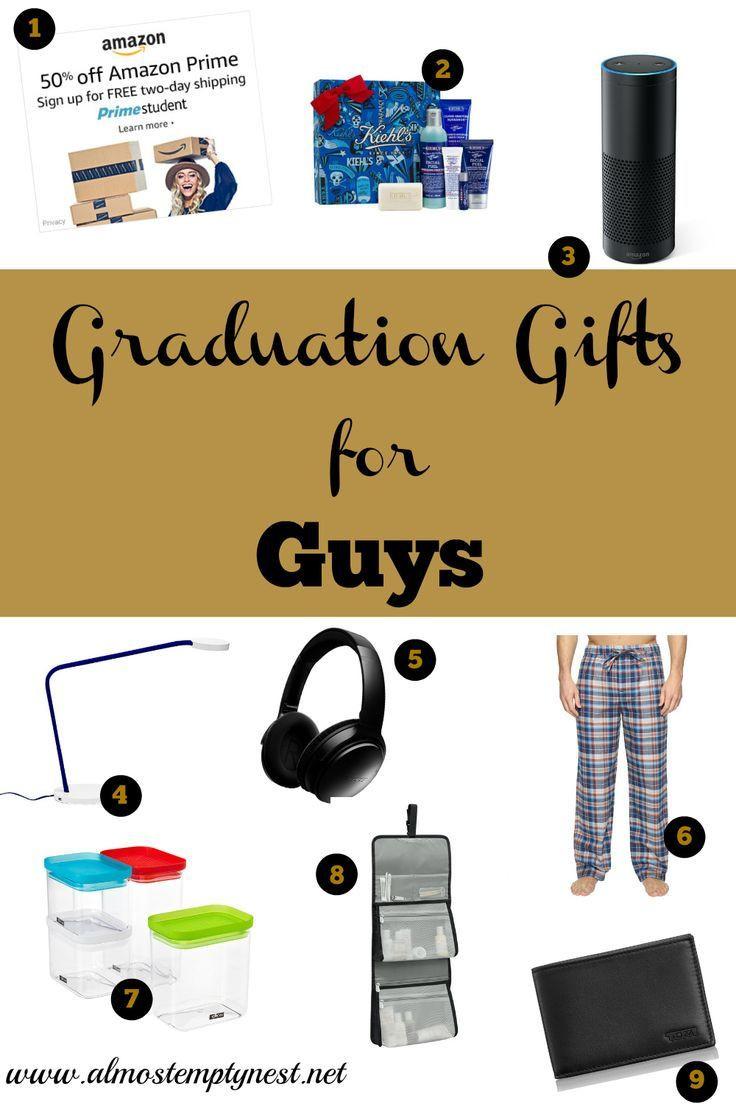 High School Graduation Gift Ideas For Guys  Graduation Gifts for Guys