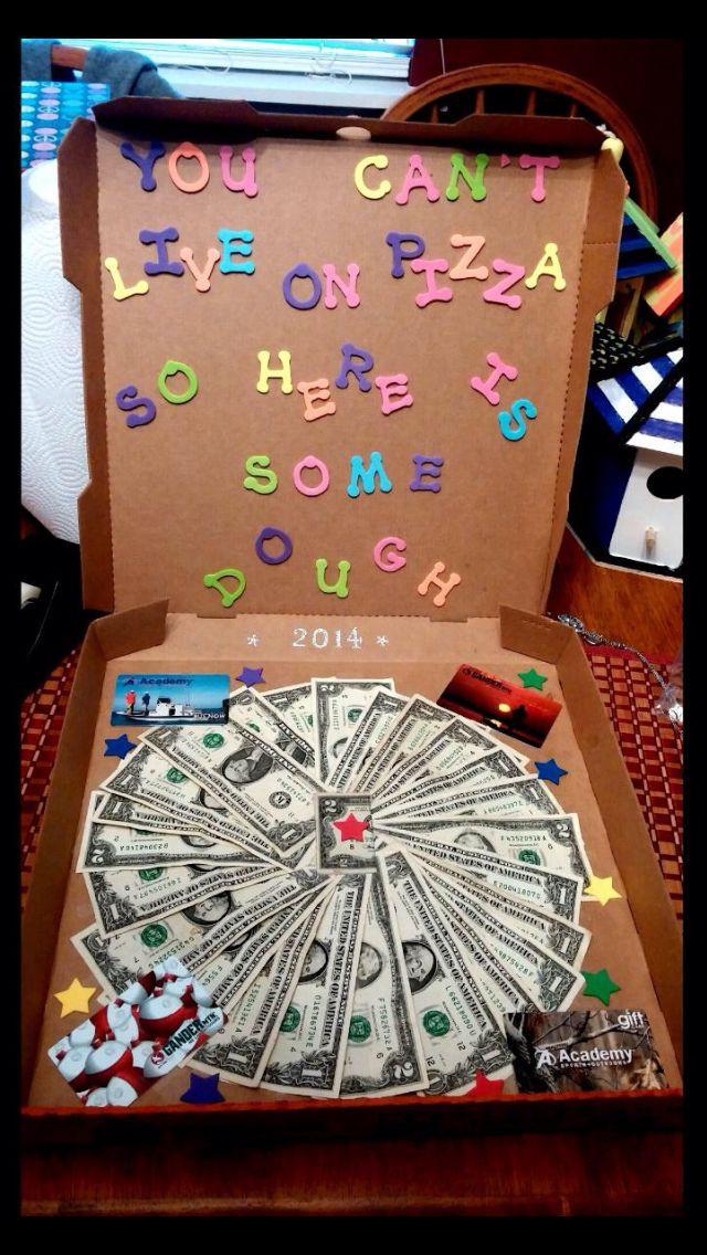 High School Graduation Gift Ideas For Guys  Made this for my lil bros high school graduation tomorrow