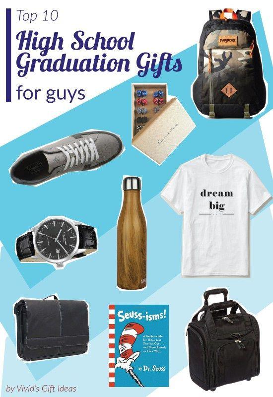 High School Graduation Gift Ideas For Guys  2019 High School Graduation Gift Ideas for Guys