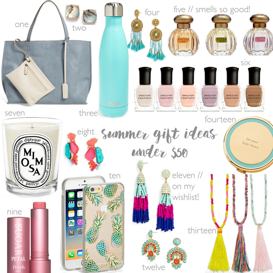 High School Graduation Gift Ideas For Her  summer graduation t ideas for her Lauren Kay Sims