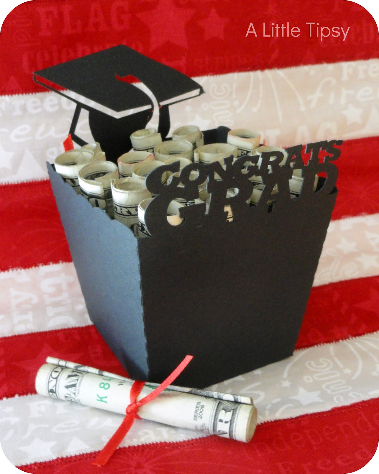 High School Graduation Gift Ideas For Her  Last Minute Graduation Gift A Little Tipsy