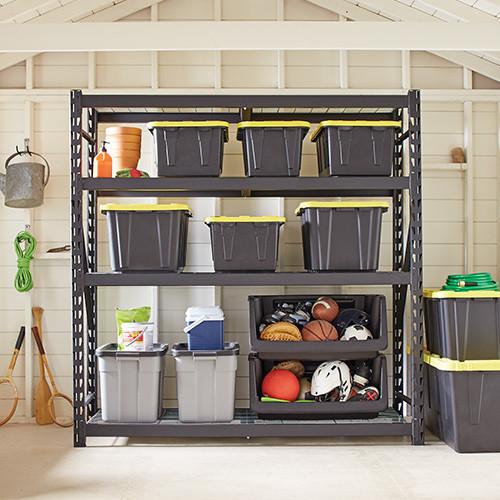 Home Depot Garage Organization  Shelving & Accessories – The Home Depot
