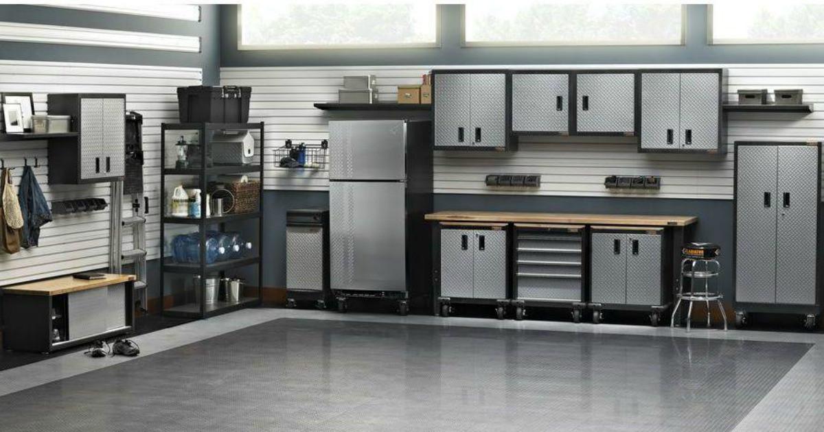 Home Depot Garage Organization  Up to f Garage Storage & Organization Items Free