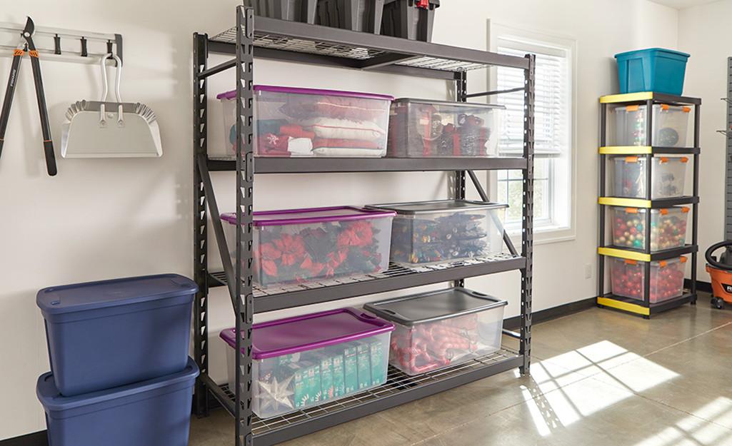 Home Depot Garage Organization  Creative Garage Storage Ideas The Home Depot