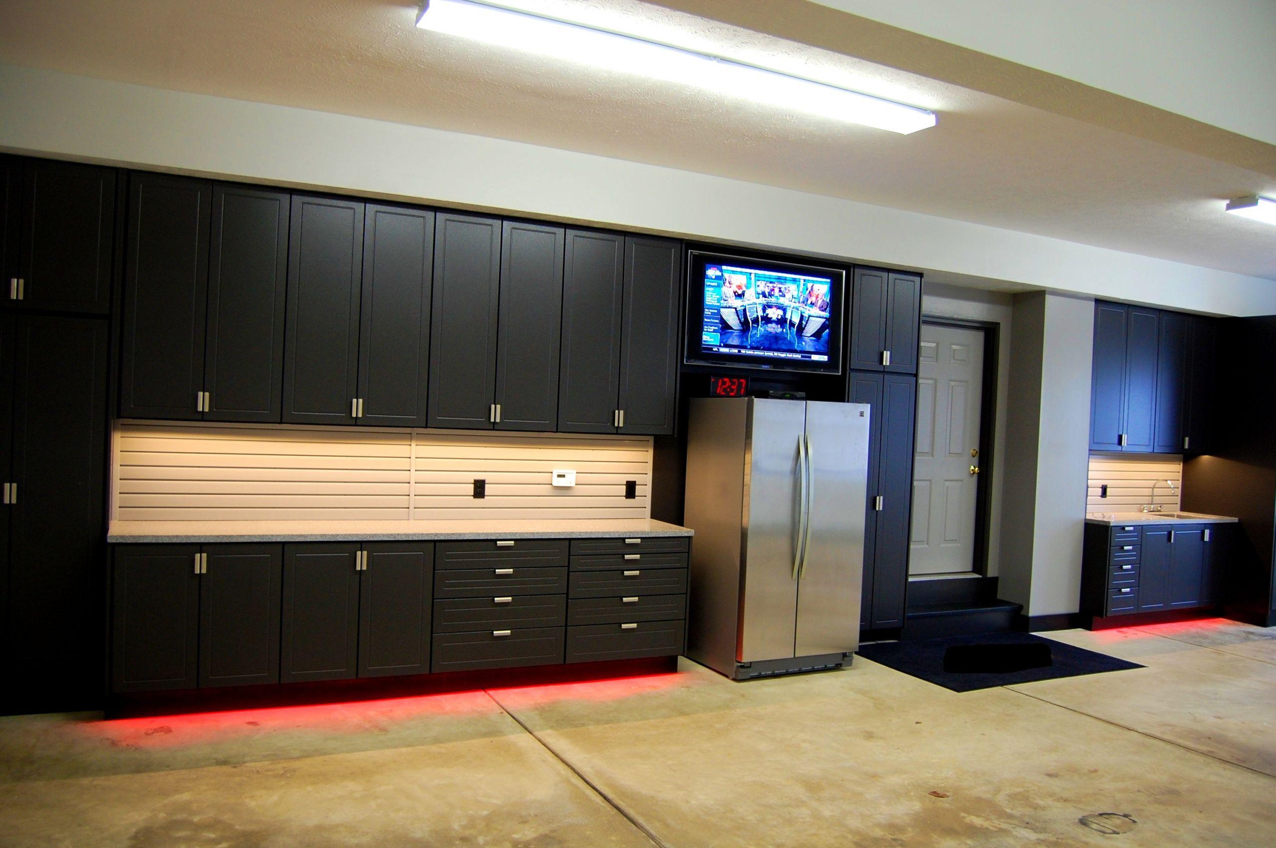 Home Depot Garage Organization  Decorations Customize Your Garage Workshop With