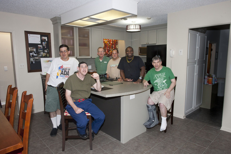 Home For Adults  Arc Gateway Residential Services Providing Supported