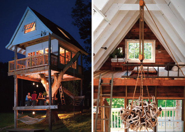Home For Adults  Forever Young The 18 Greatest Tree Houses For Adults