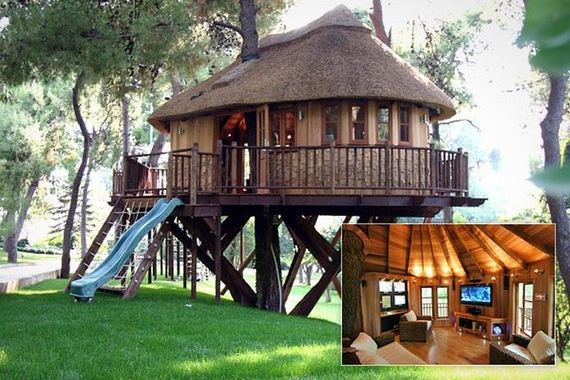 Home For Adults  Tree Houses for Adults Barnorama