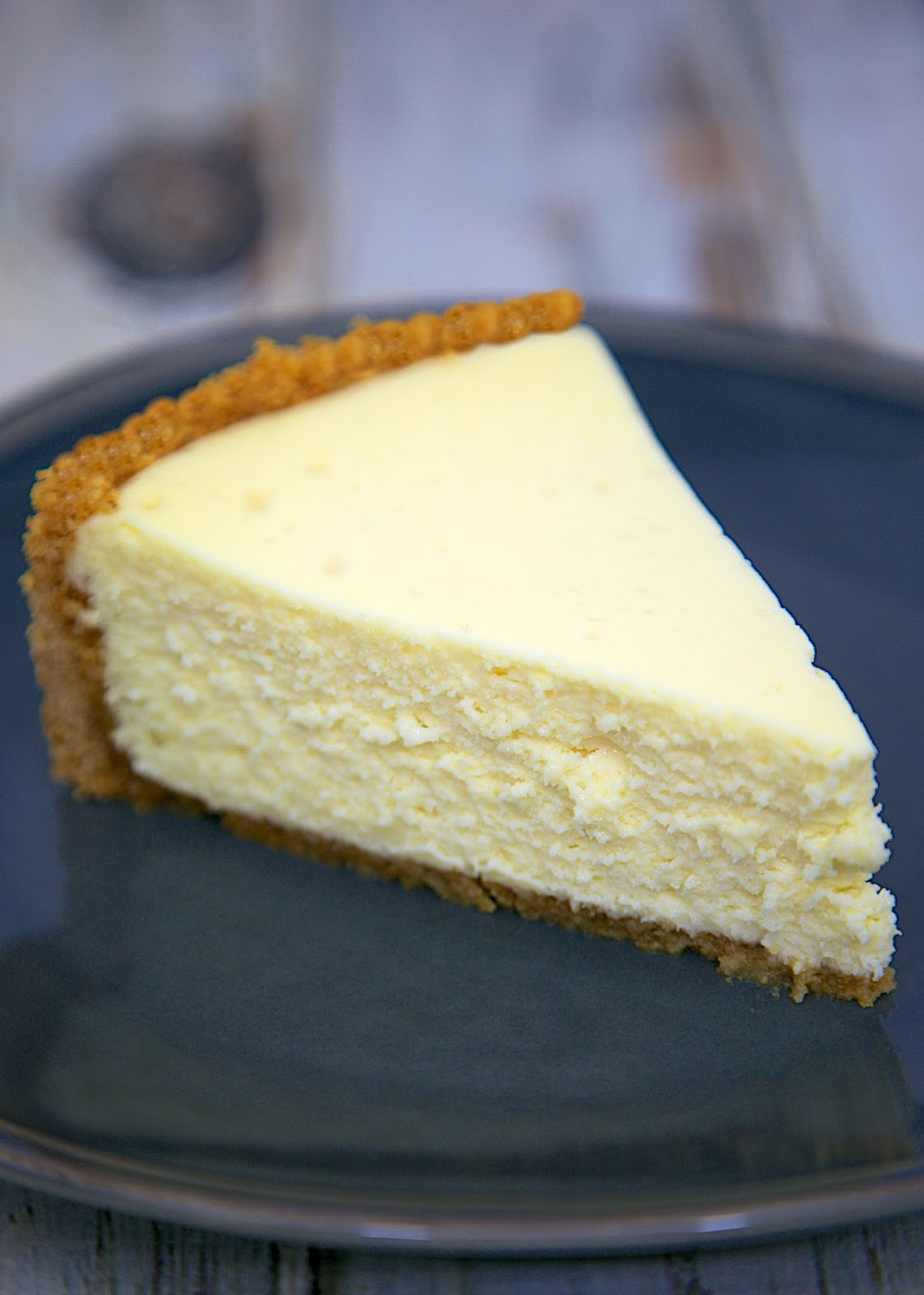 Home Made Cheese Cake  The Best Homemade Cheesecake