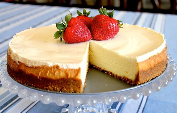 Home Made Cheese Cake  The Best Recipe for Homemade New York Style Cheesecake