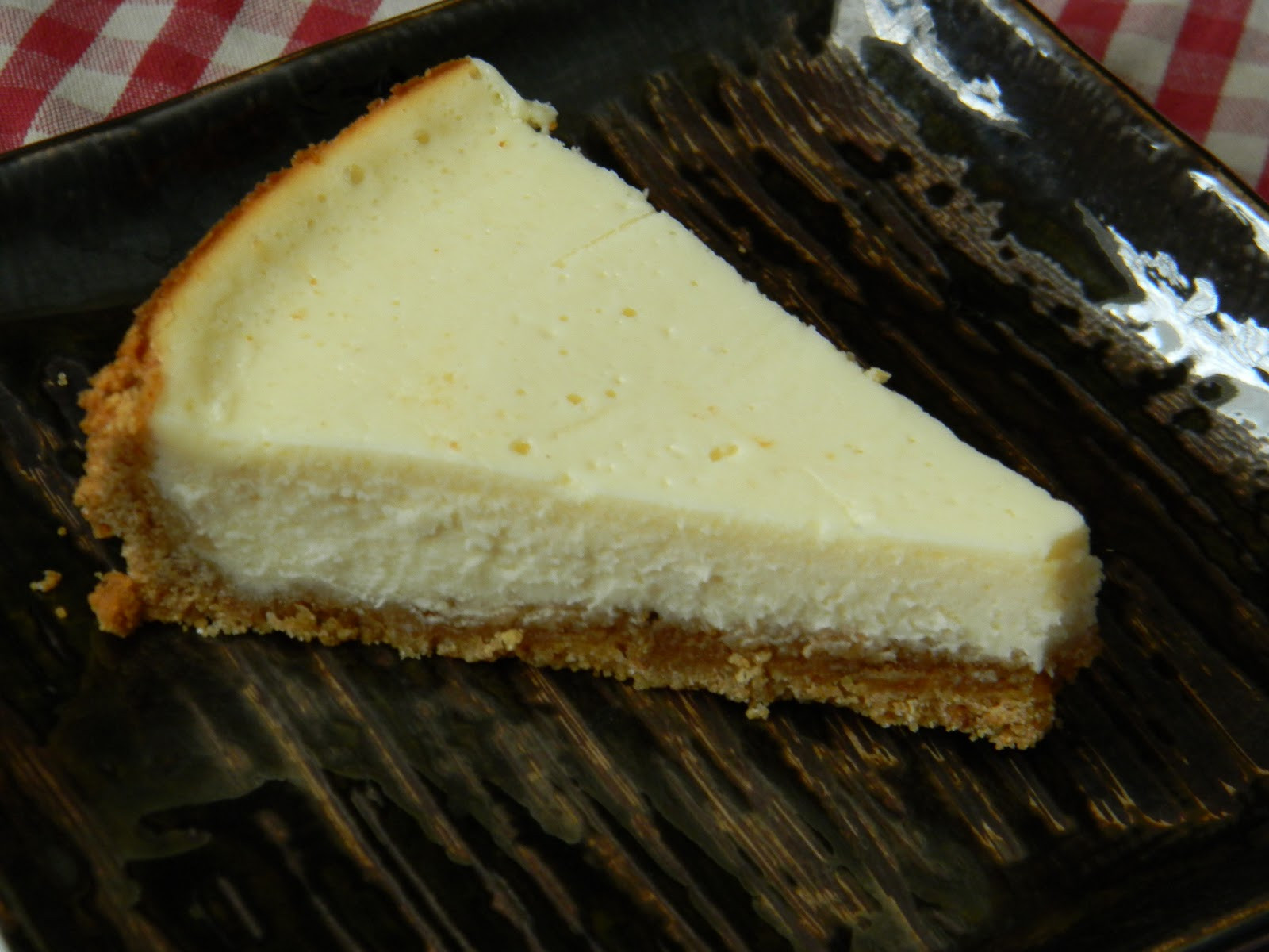 Home Made Cheese Cake  Angie Montroy–Angie's Pantry Homemade Cheese Cake from