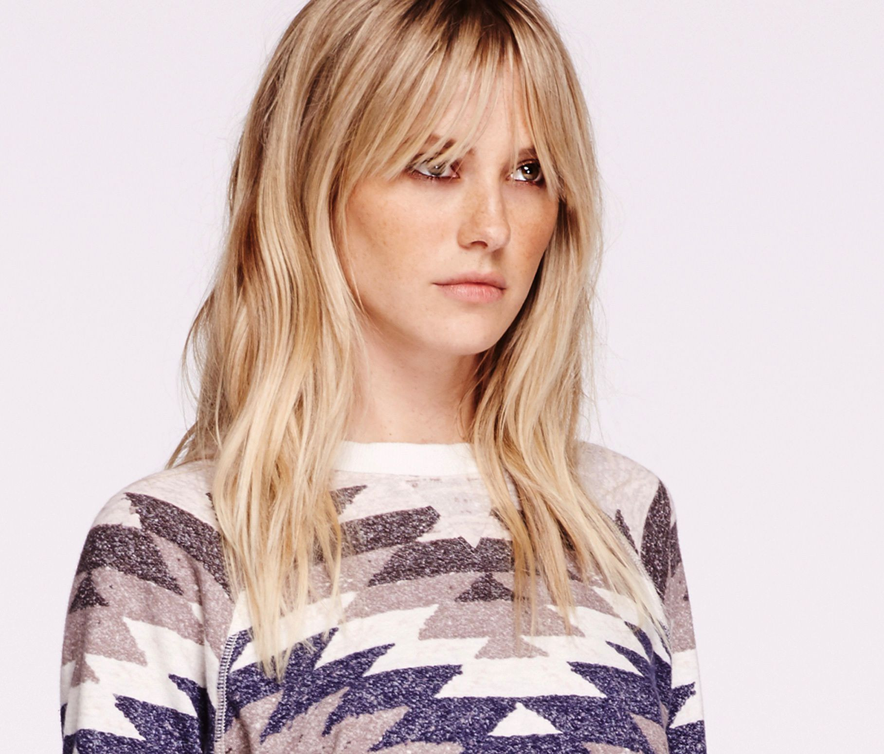 How To Cut Bangs On Long Hair  16 Great Hairstyles With Bangs
