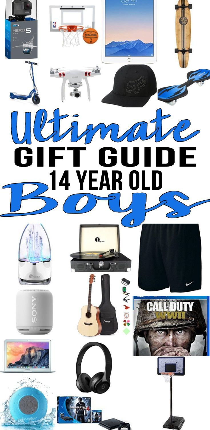 Ideas For 14 Year Old Boy Birthday Party  Pin on Gift Ideas for Teen Boys