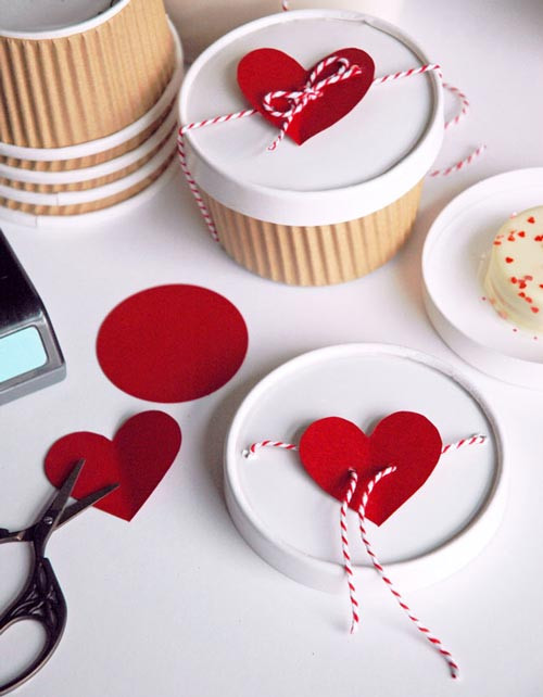 Ideas For Valentine Gift  7 Adorable DIY for Valentine's Day — Eatwell101