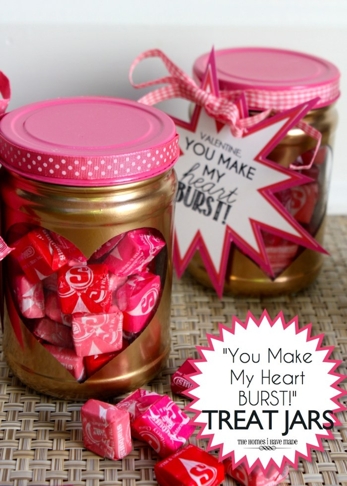 Ideas For Valentine Gift  DIY Valentine s Day Gift Ideas A Heart Filled Home