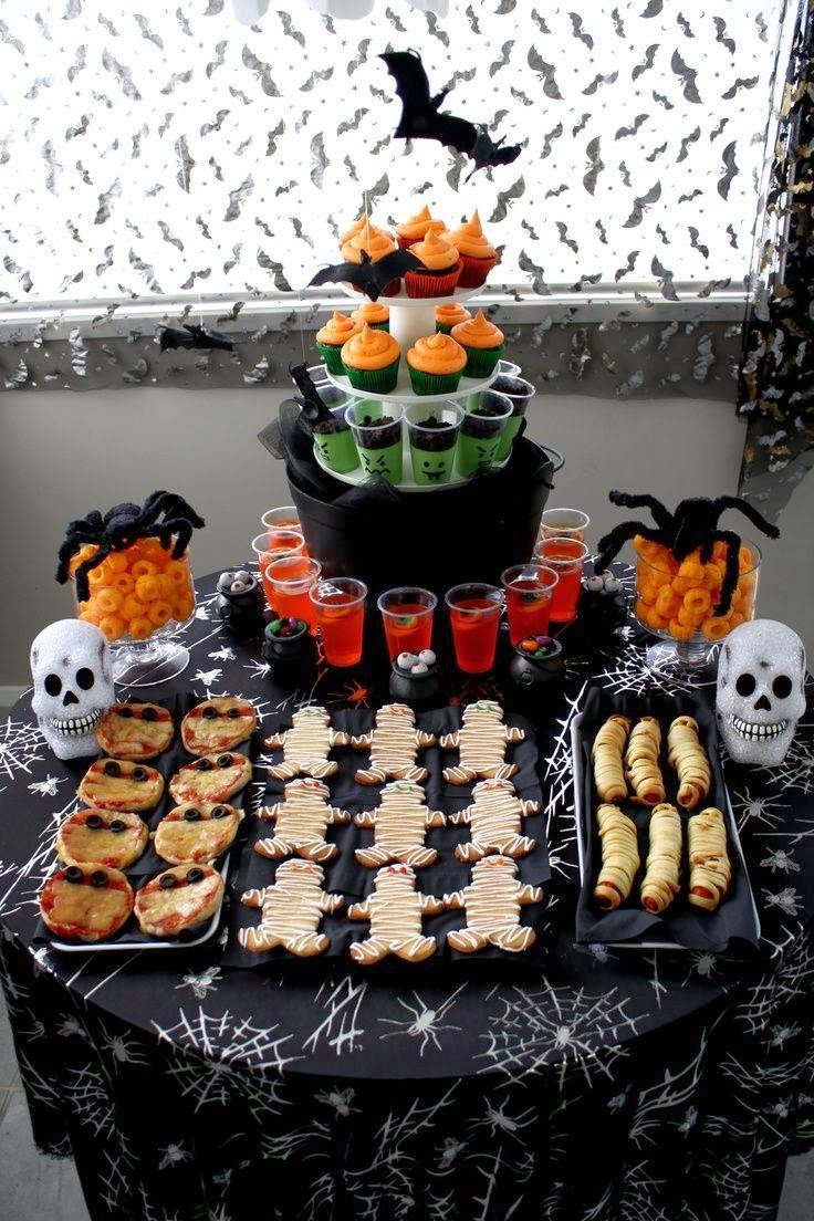 Ideas Halloween Party  Halloween Kids Party Ideas Halloween Ideas