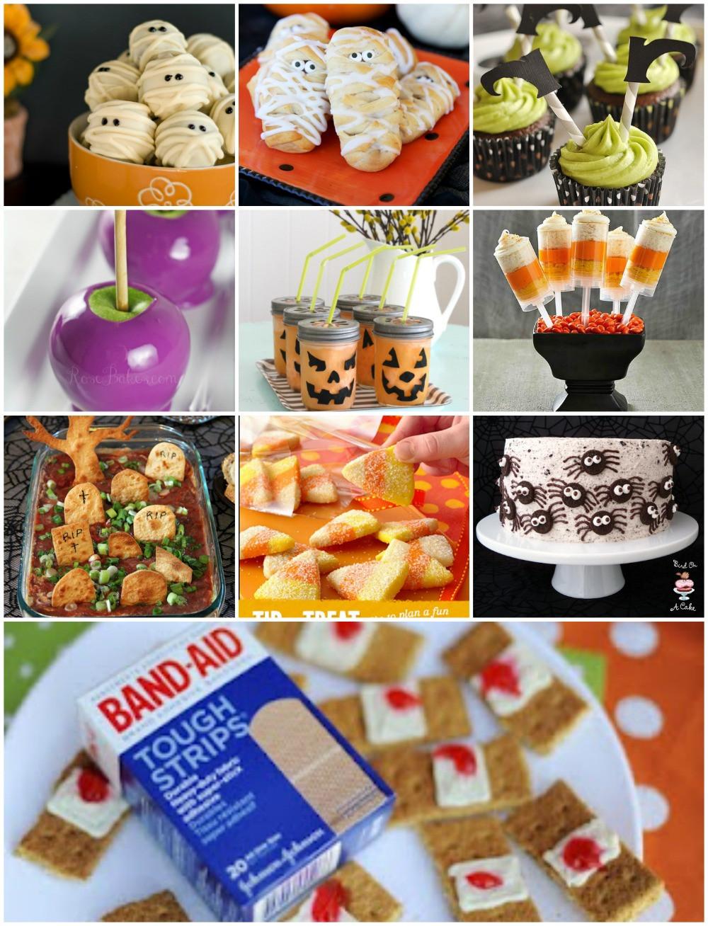 Ideas Halloween Party  Halloween Party Food