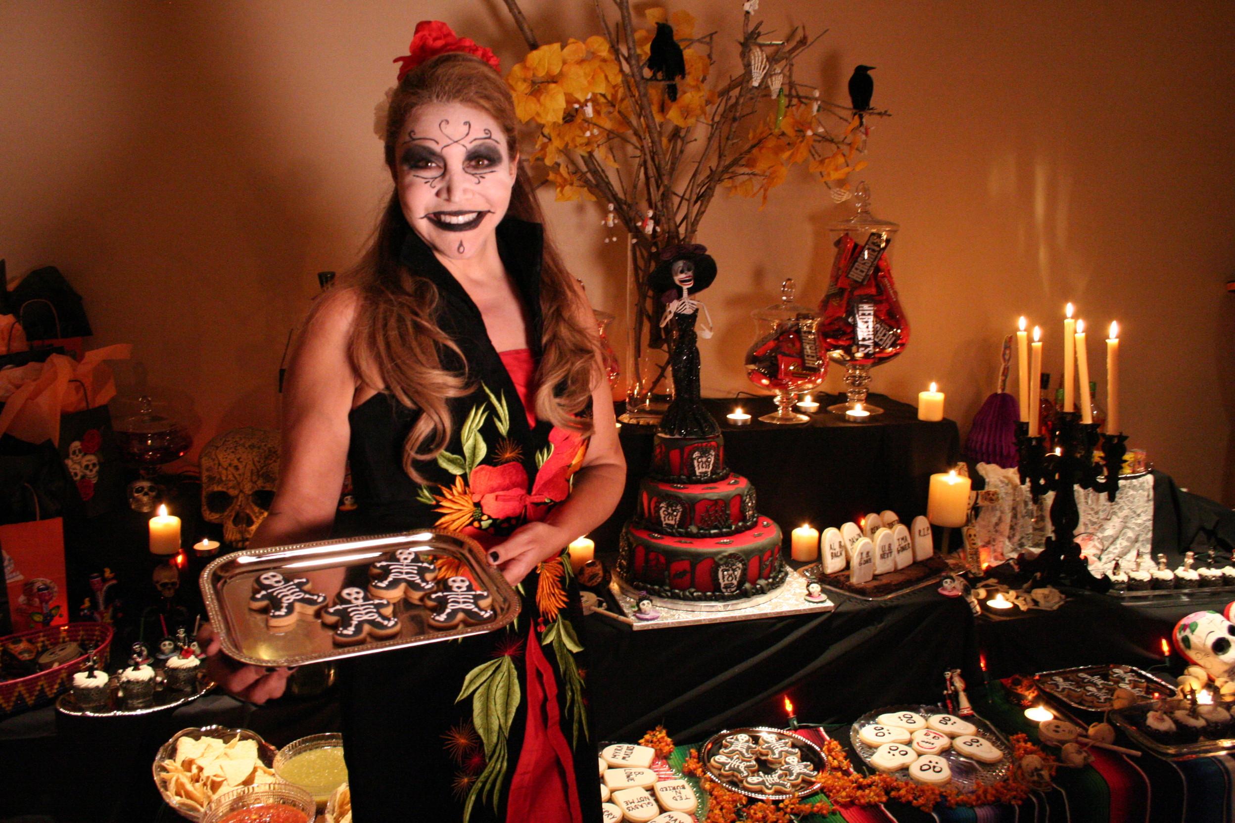 Ideas Halloween Party  Happy Halloween Tips Home Decoration 1