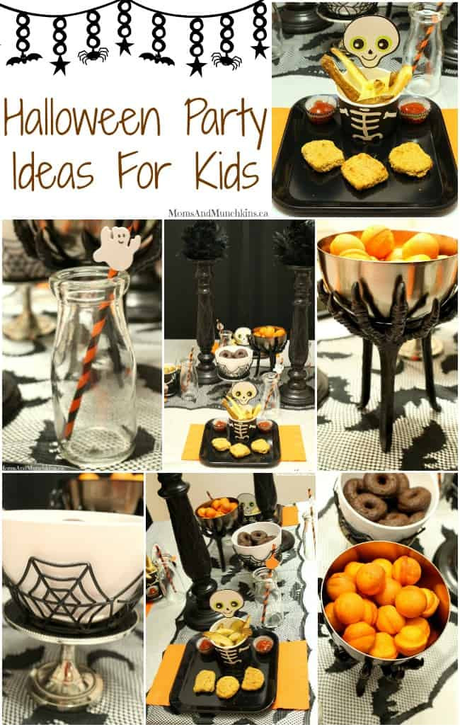 Ideas Halloween Party  Halloween Party Ideas For Kids Moms & Munchkins
