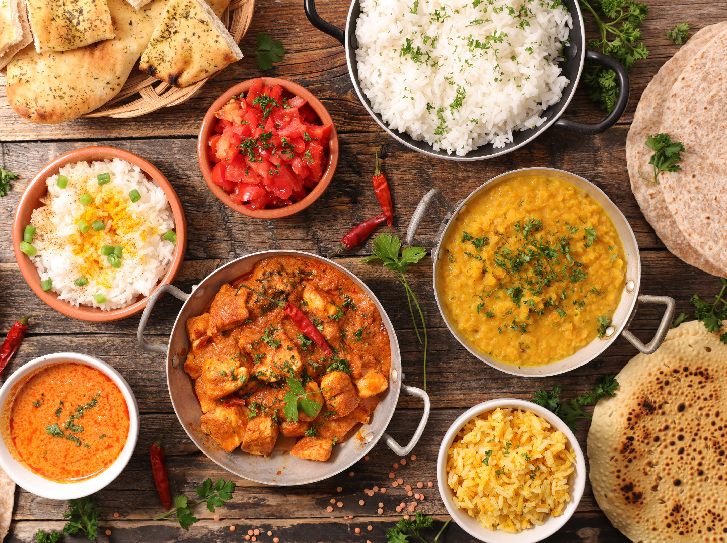 Indian Main Dishes  Top 10 Indian Dishes And Recipes The Most Popular