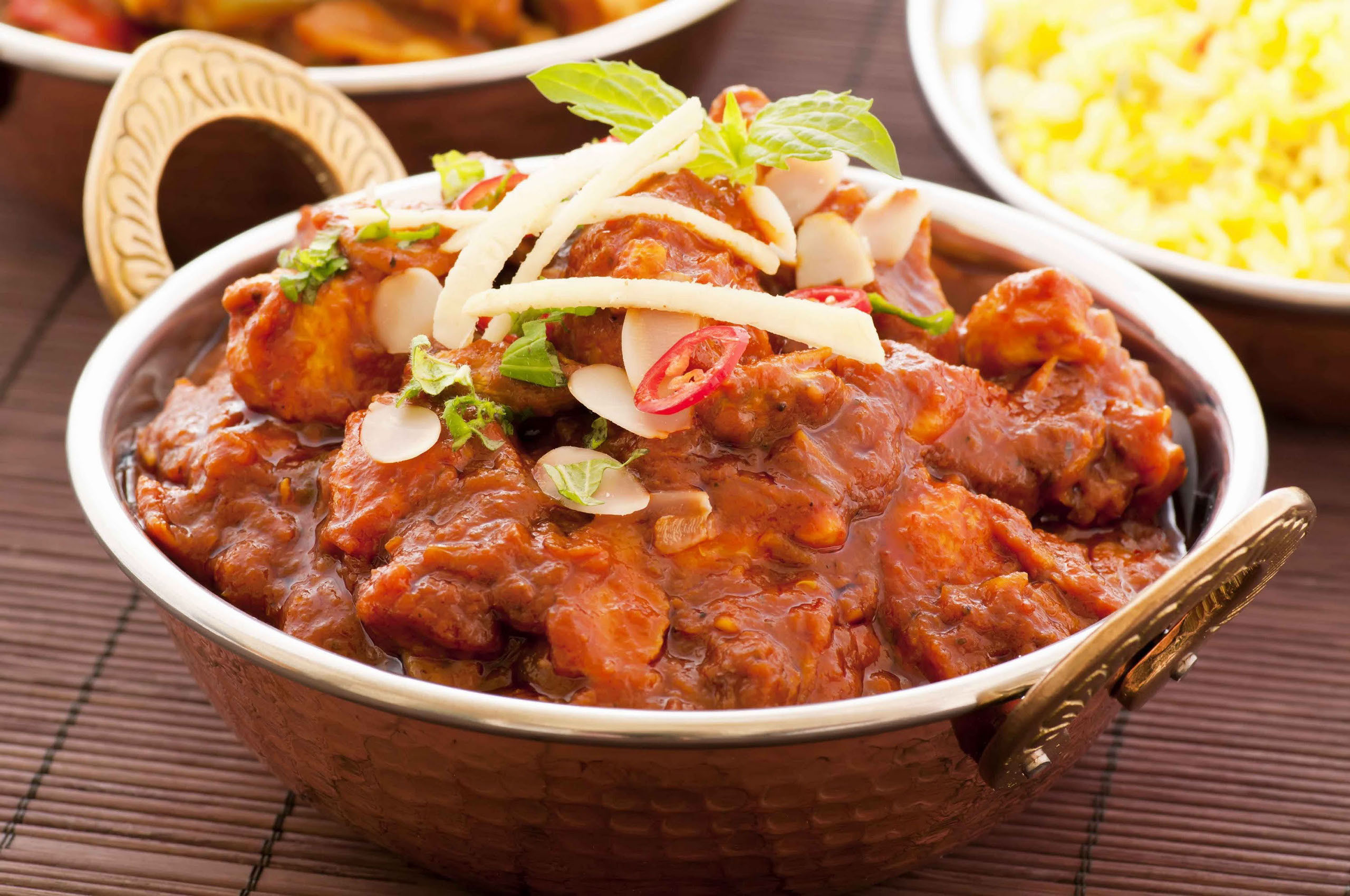 Indian Main Dishes  Hot & Spicy Takeaway Dishes