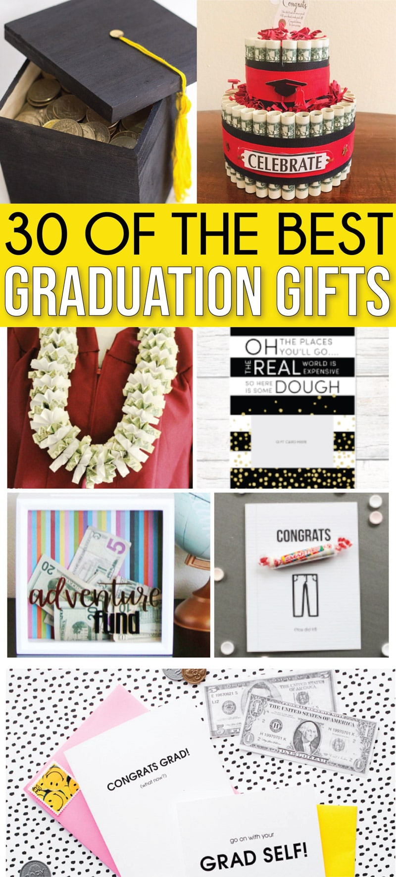 Inexpensive Graduation Gift Ideas  30 Awesome High School Graduation Gifts Graduates Actually