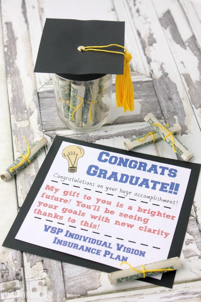 Inexpensive Graduation Gift Ideas  25 Best DIY Graduation Gifts Oh My Creative
