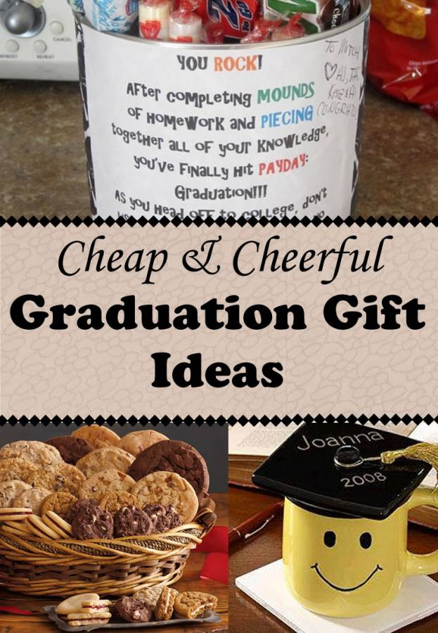 Inexpensive Graduation Gift Ideas  The Best Cheap Graduation Gift Ideas for Friends Home