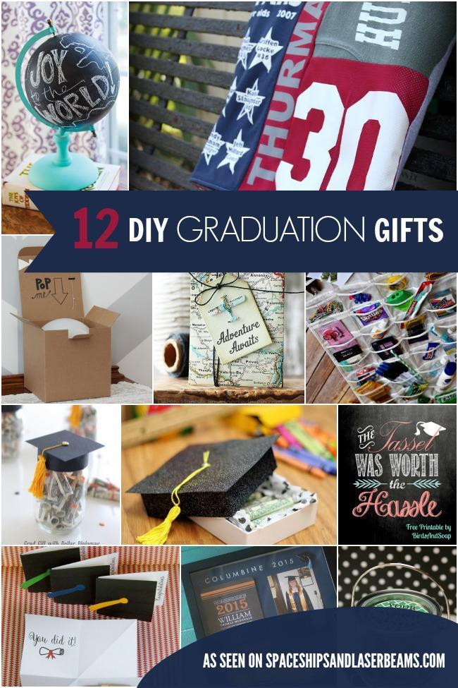 Inexpensive Graduation Gift Ideas  12 Inexpensive DIY Graduation Gift Ideas Spaceships and