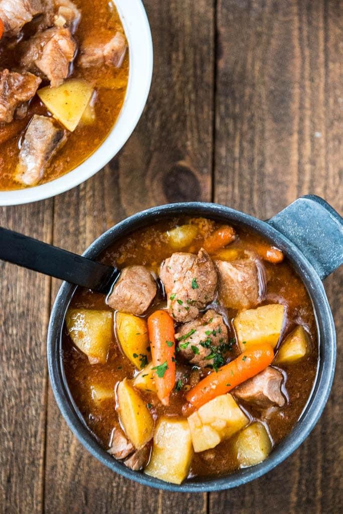 Irish Beef Stew Slow Cooker  Slow Cooker Irish Stew Slow Cooker Gourmet