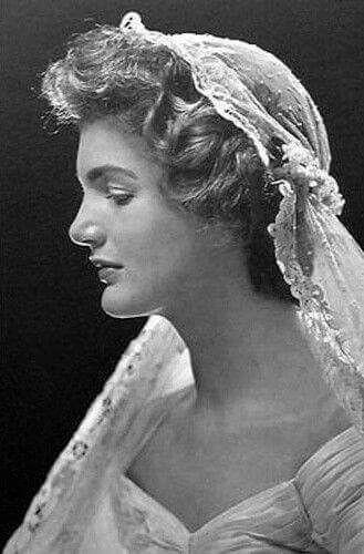 Jackie Kennedy Wedding Veil  Jacqueline Kennedy